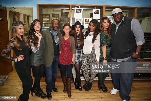 Singer Allyson Hernandez, singer Camila Cabello, actor LeVar Burton, teacher Adriana Sass, singer Lauren Jauregui, singer Normani Hamilton, singer...