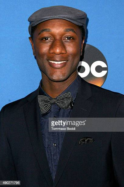 Singer Aloe Blacc attends the 2014 MDA Show Of Strength Telethon at the Hollywood Palladium on May 13 2014 in Hollywood California