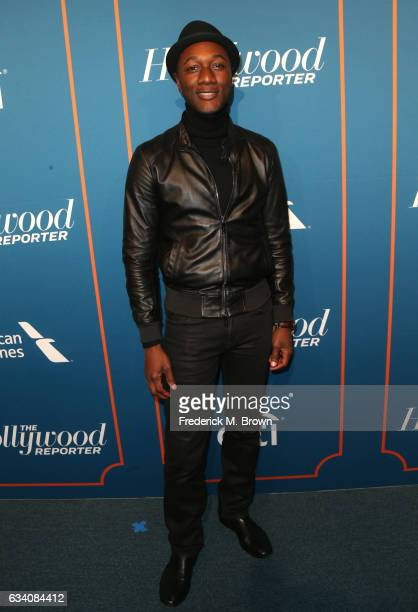 Singer Aloe Blacc attends The Hollywood Reporter 5th Annual Nominees Night at Spago on February 6 2017 in Beverly Hills California