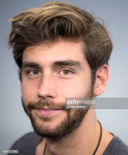 Singer Alvaro Soler smiles for the photographer in Berlin Germany 8 July 2016 The GermanSpanish performer is already a star in Italy and now wants to...