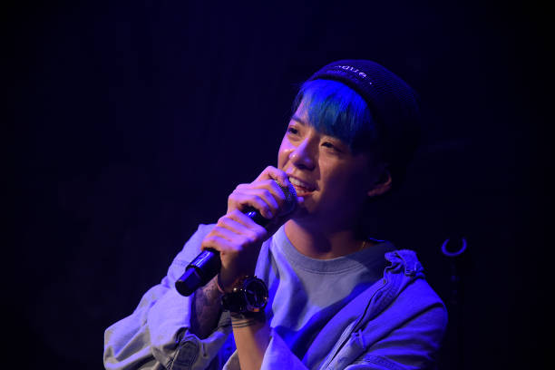"""CA: Amber Liu Hosts Listening Party For Her New Album """"X"""" Presented By Steel Wool Entertainment"""