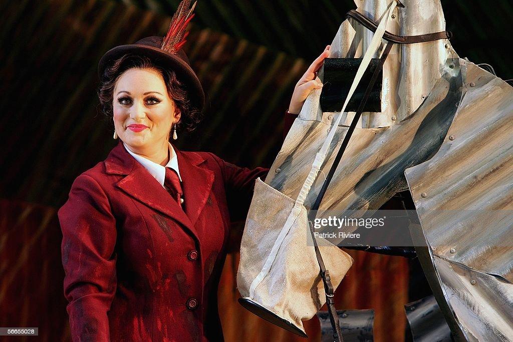 Donizetti opera style dresses