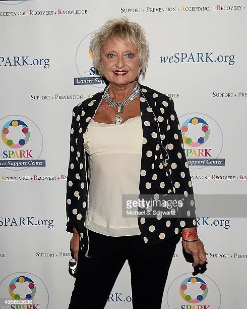 Singer Amy Holland McDonald attends the weSpark Cancer Support Center Benefit Concert 'An Evening with Michael McDonald and Friends' at The Canyon...