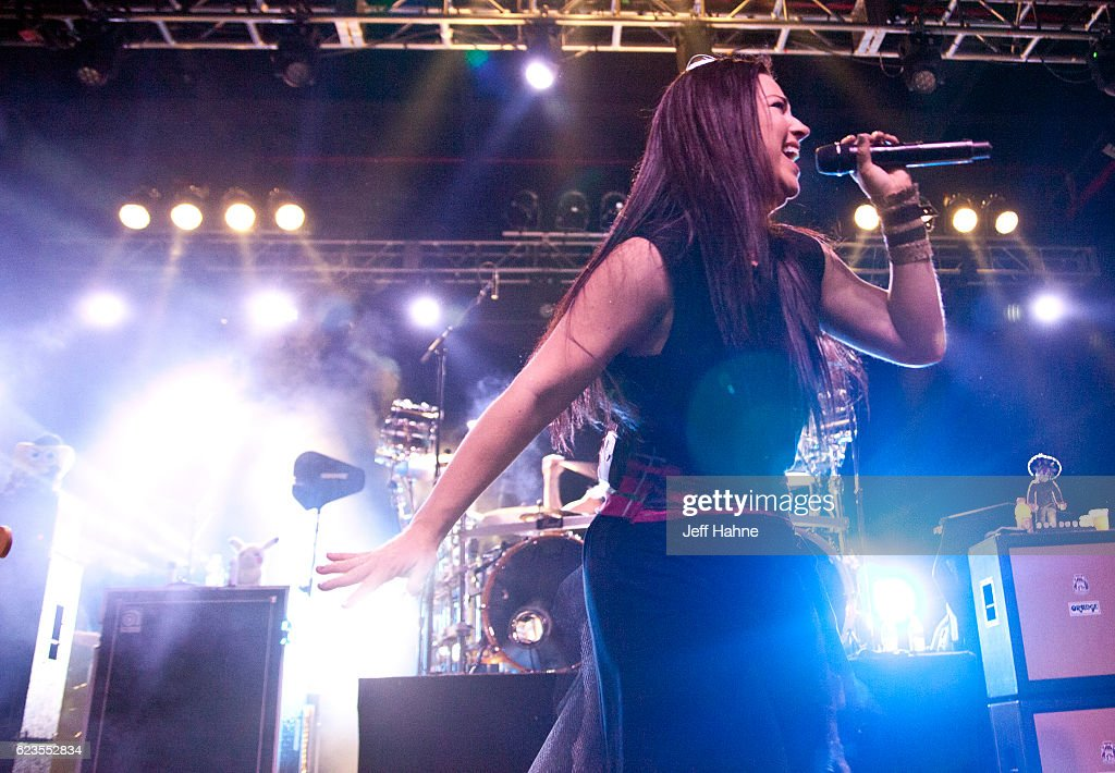 Evanescence In Concert - Charlotte, North Carolina