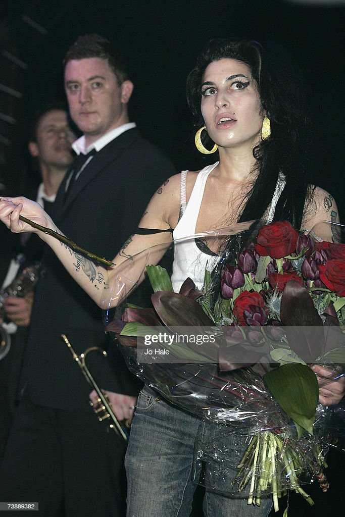 Amy Winehouse Performs At G-A-Y London Astoria