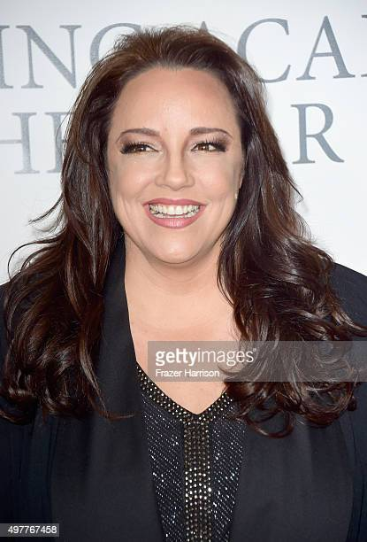 Singer Ana Carolina attends the 2015 Latin GRAMMY Person of the Year honoring Roberto Carlos at the Mandalay Bay Events Center on November 18 2015 in...