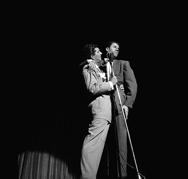 Martin And Lewis At The Paramount