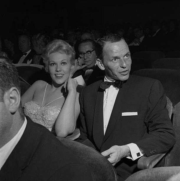 Frank Sinatra And Kim Novak