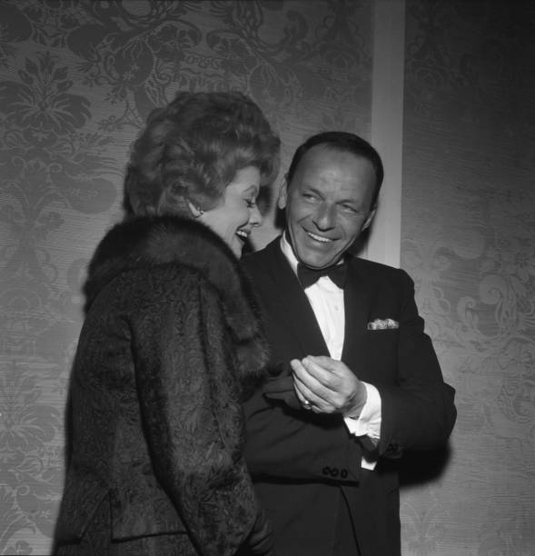 Frank Sinatra And Lucille Ball