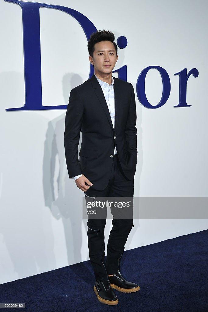 Dior 2016 Spring/Summer Repeat Show In Beijing