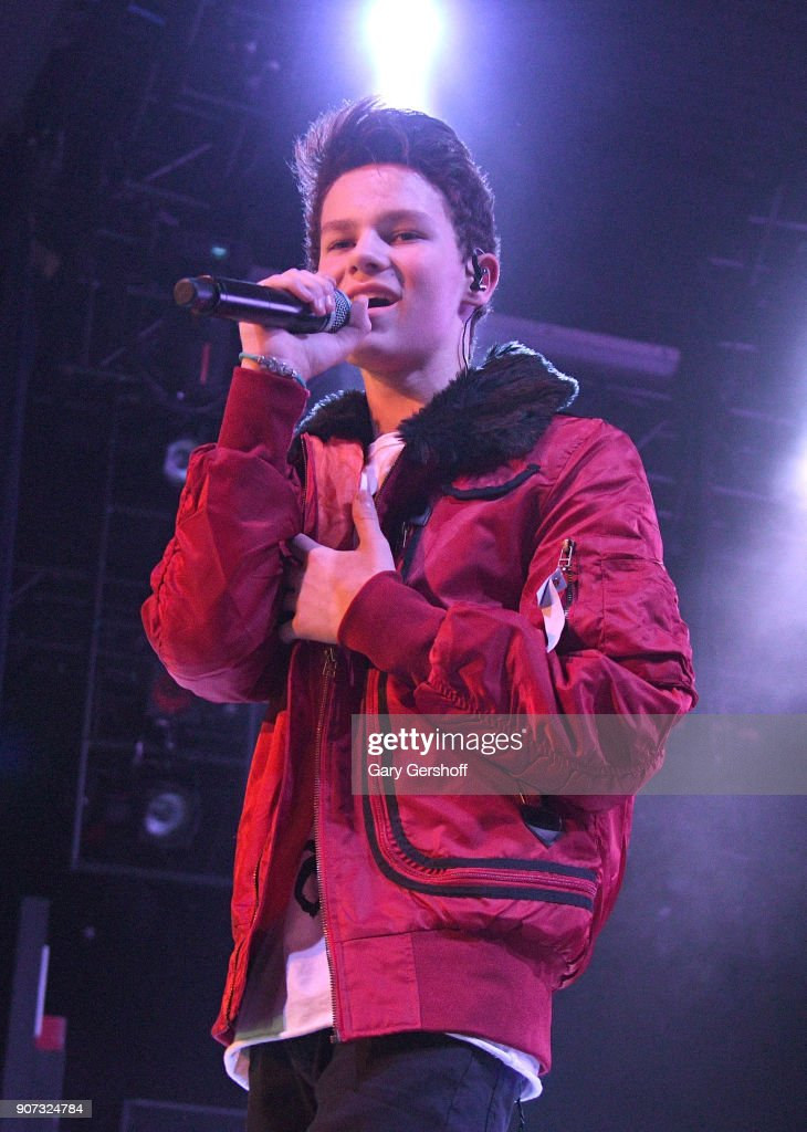 Jacob Sartorius In Concert - New York City