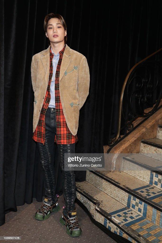 Gucci - Arrivals - Paris Fashion Week Spring/Summer 2019 : News Photo