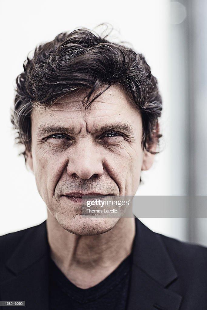 Marc Lavoine, Le Film Francais, June 2014