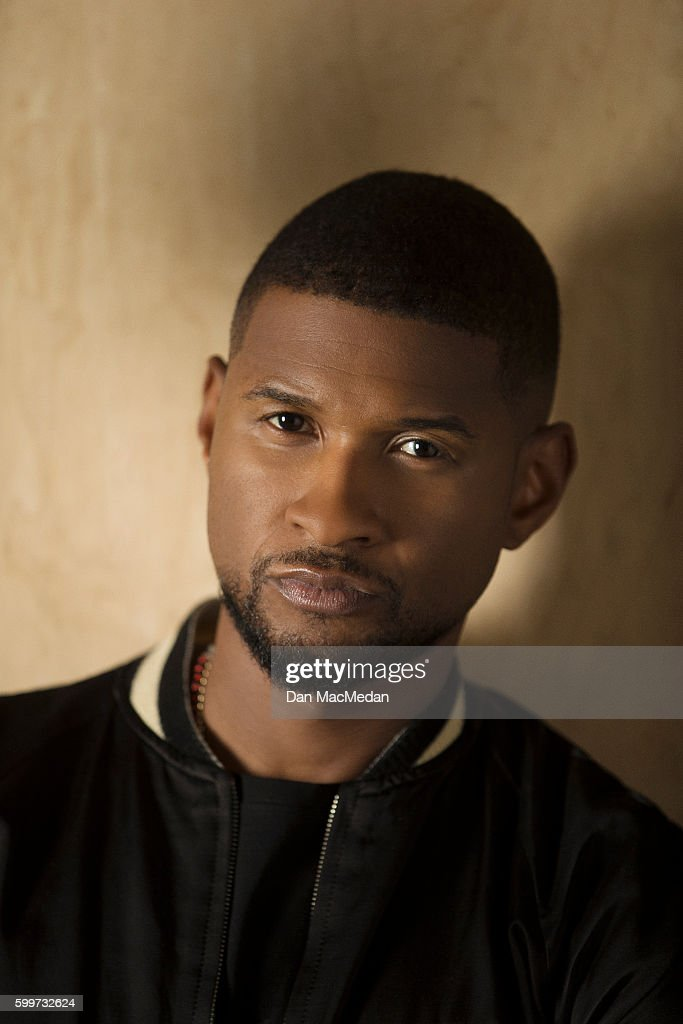 Usher, USA Today, August 26, 2016