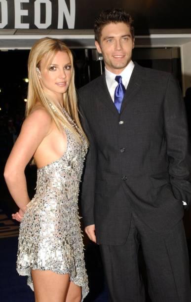 Crossroads Premiere / Britney Spears & Anson Mount ...
