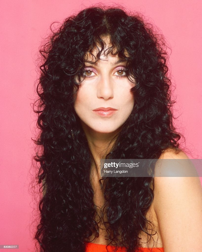 Singer and actress Cher poses for a publicity Session in July 1979 in Los Angeles, California.