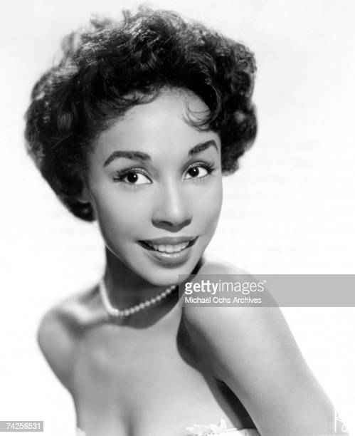 Singer and actress Diahann Carroll poses for a portrait circa 1959 in New York City New York