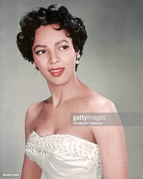 Singer and actress Dorothy Dandridge poses for a portrait circa 1955 /Getty Images