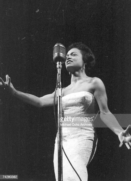 Photo of Eartha Kitt Photo by Michael Ochs Archives/Getty Images