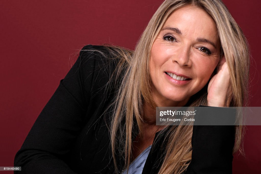 Helene Rolles Portrait Session : News Photo
