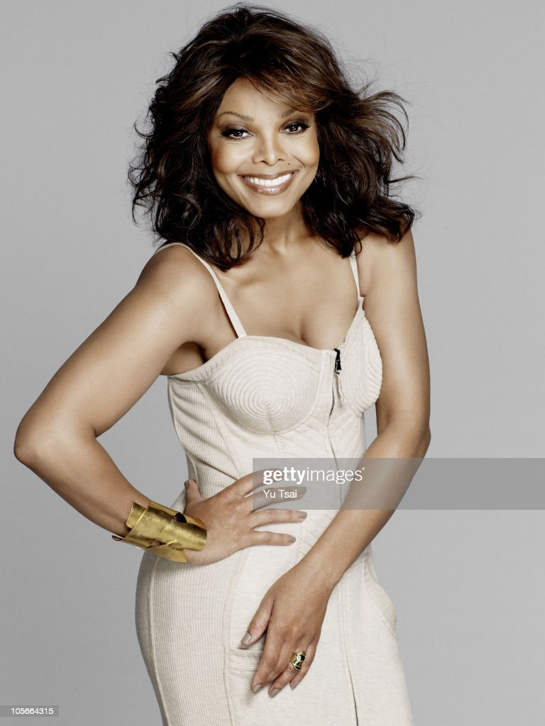 Singer and actress Janet Jackson poses for a portrait session in Los Angeles for Essence.