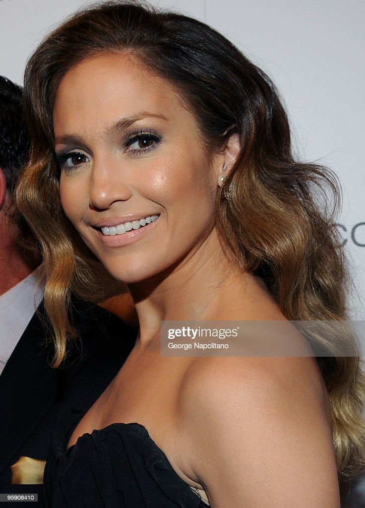 Singer and actress Jennifer Lopez attends Scott Barnes