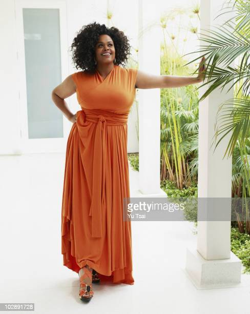 Singer and actress Jill Scott is photographed for Essence Magazine PUBLISHED IMAGE