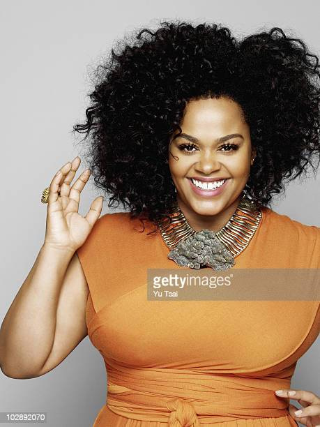 Singer and actress Jill Scott is photographed for Essence Magazine