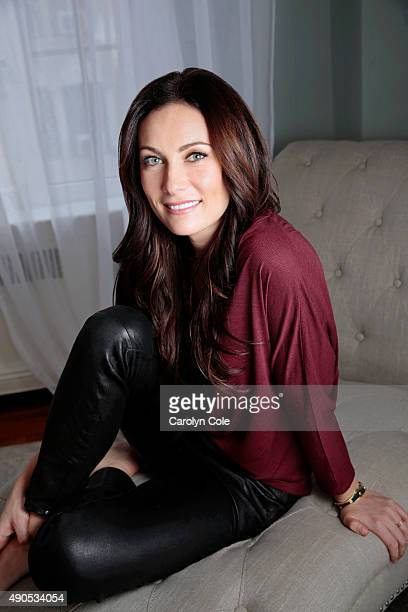 Singer and actress Laura Benanti is photographed for Los Angeles Times on December 19 2013 in New York City PUBLISHED IMAGE CREDIT MUST BE Carolyn...