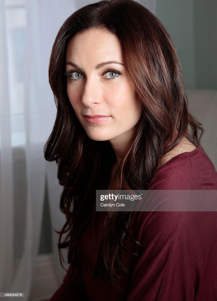 Singer and actress Laura Benanti is photographed for Los Angeles Times on December 19, 2013 in New York City. PUBLISHED IMAGE.