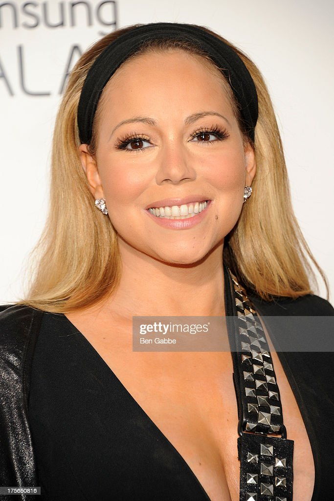 Singer and actress Mariah Carey attends Lee Daniels' 'The Butler' New York Premiere at Ziegfeld Theater on August 5, 2013 in New York City.