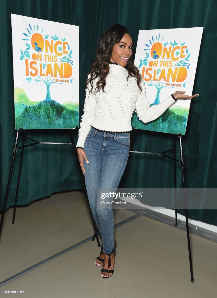 """Once On This Island"" Photo Call : News Photo"