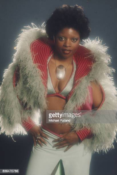 Singer and actress Sarah Dash of the allfemale vocal group LaBelle 27th February 1975
