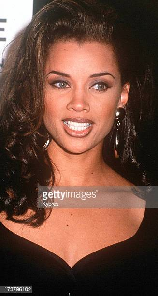 Singer and actress Vanessa Williams circa 1992