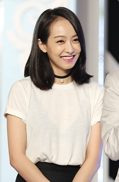 Singer And Actress Victoria Song Qian Attends The Press Conference Of Film My Best Friends