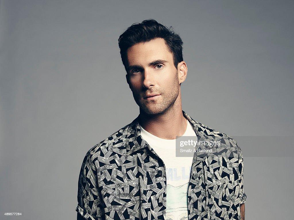 Adam Levine, Billboard, September 30, 2014
