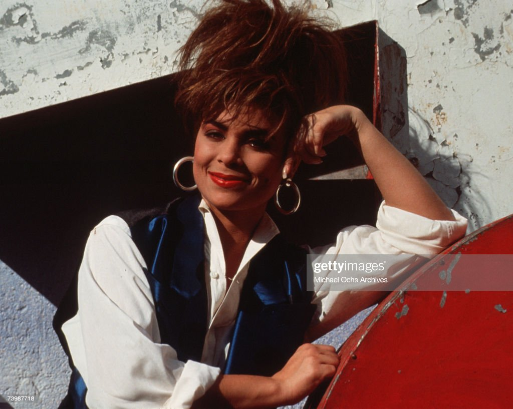 "Paula Abdul ""Forever Your Girl"" Portrait Session : News Photo"