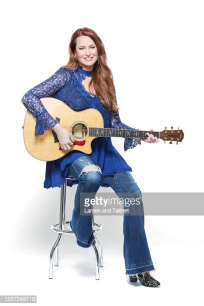 Singer and daughter of Hank Williams Jr., Hilary Williams is photographed for Woman's World on September 24, 2018 in Nashville, Tennessee.