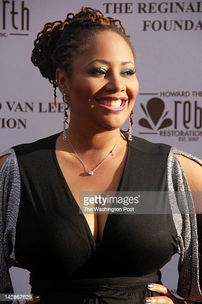 Singer and daughter of the late soul music legend Donny Hathaway Lalah Hathaway