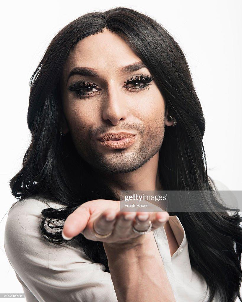 Conchita Wurst, SZ magazin Germany, May 18, 2015