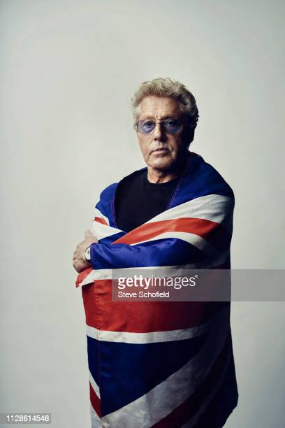 Singer and founder of rock band the Who, Roger Daltrey is photographed for the Sunday Times magazine on September 12, 2018 in London, England.