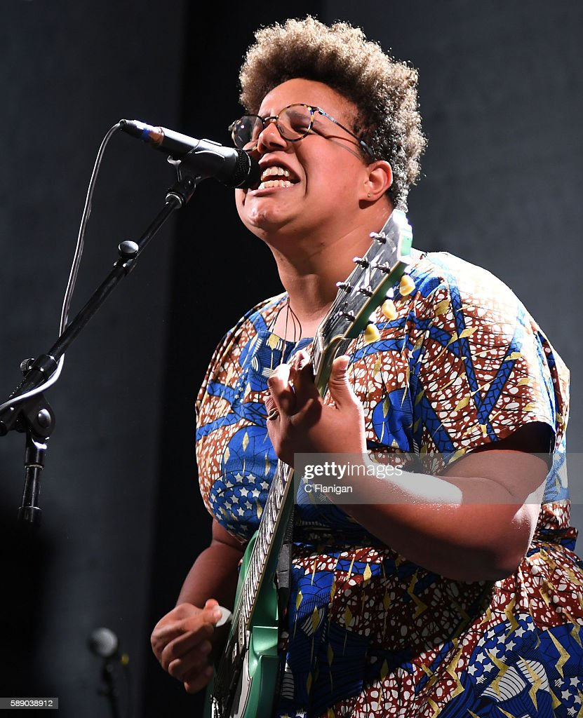 Alabama Shakes Performs At The Greek Theatre : News Photo
