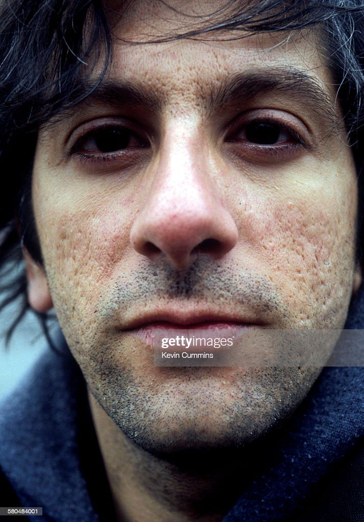 Singer and guitarist Lee Ranaldo, of American alternative rock group Sonic Youth, New York City, 26th February 1989.