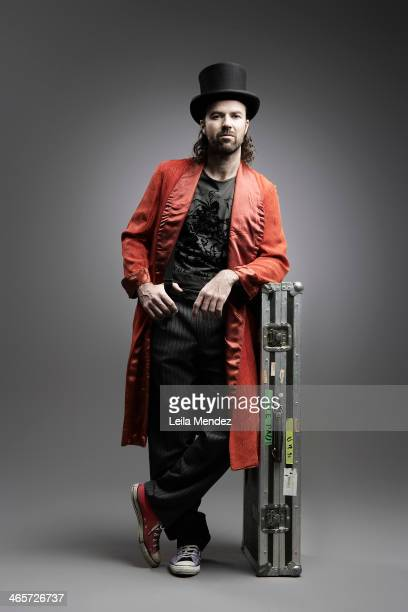 Singer and guitarist Pau Dones is photographed for El Pais in Barcelona Spain