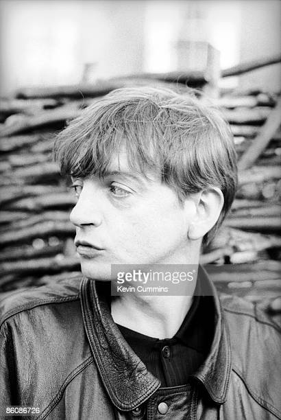 Singer and lyricist Mark E Smith of English rock group The Fall 10th March 1993
