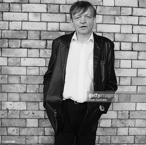Singer and lyricist Mark E Smith of The Fall Salford 15th August 2006