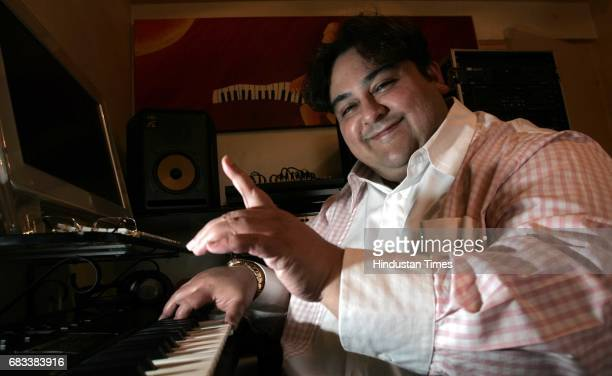 Singer and music composer Adnan Sami
