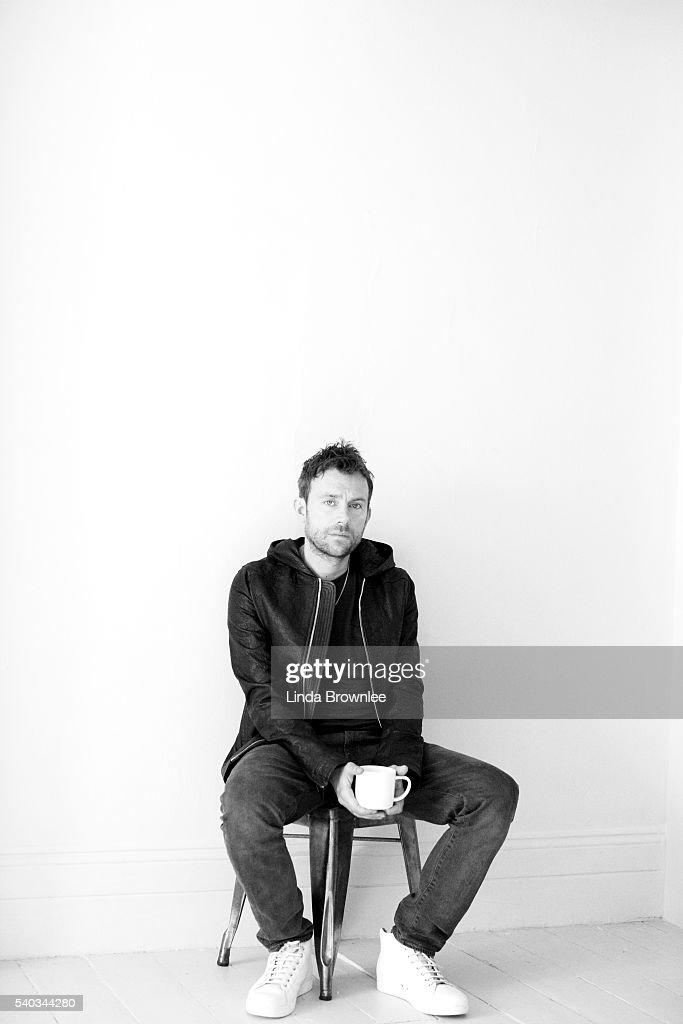Damon Albarn, Mr Porter UK, April 24, 2014