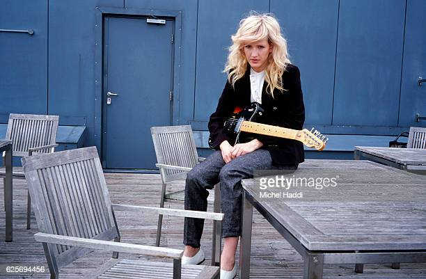 Singer and musician Ellie Goulding is photographed on March 29 2011 in London England