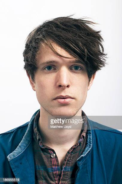 Singer and musician James Blake is photographed on March 24 2012 in London England